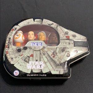 Star Wars Pez Set